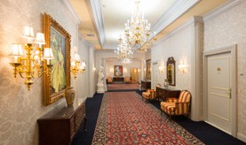 Bristol Hotel Interior
