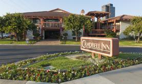 Campbell Inn Exterior
