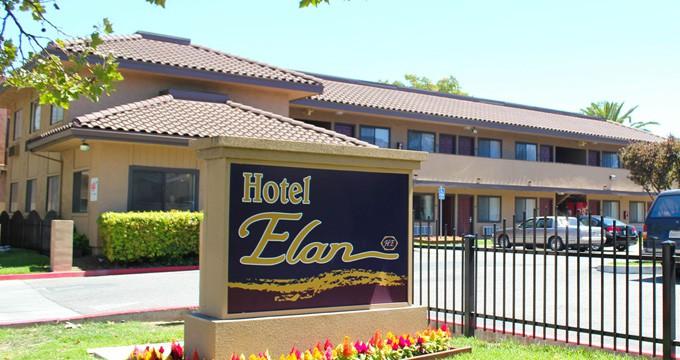 Hotell Elan San Jose