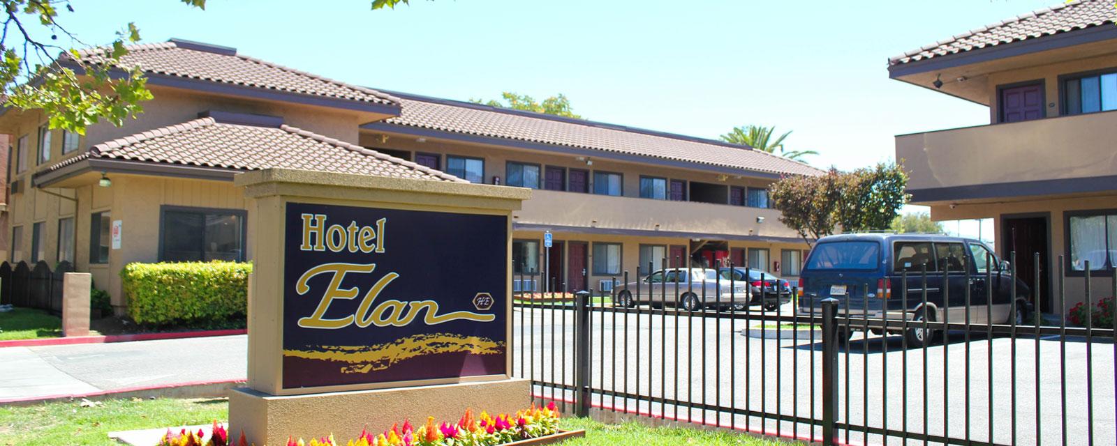 Hotel Elan In San Jose